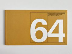 64 beautiful book – design #print #design #graphic #book #cover #1964