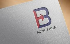 BonusHub - Logo Design on Behance