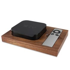Apple TV Holder by tinsel&timber #minimalist #design