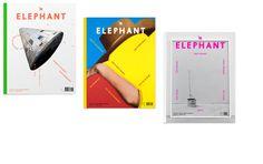 Elephant - Studio Julia #julia #studio #magazine #elephant