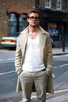 dopeboynextdoor:mellow fit #white #dude #beige