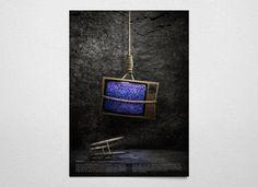 THANKS TV #wall #art