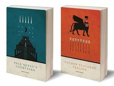 Dribbble - Mesopotamian Fantasy book covers by Tim Denee #illustration #book #cover