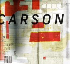 Carson | Slanted - Typo Weblog und Magazin