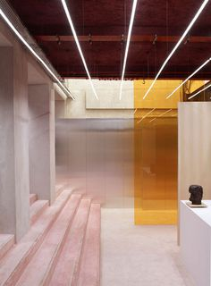 Acne Studio by BozarthFornell   Paris.   Yellowtrace — Interior Design, Architecture, Art, Photography, Lifestyle #interior #architecture