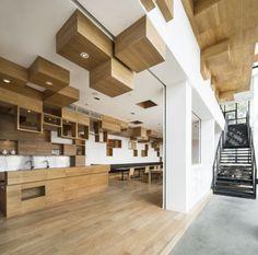 Tony's Organic House by Playze #interior #house #design #architecture #minimalist