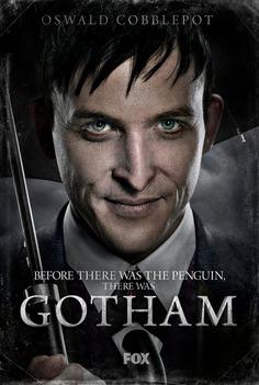 Gotham key art posters