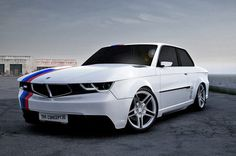 BMW E30 TM Concept30 #tech #modern #design #futuristic #craft #illustration #industrial #art