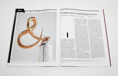 Amperxandt #republic #sculpture #xandt #the #ampersand #direction #hedi #art #editorial #new