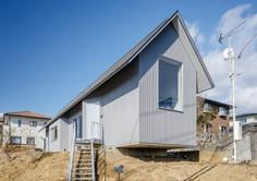 House in Saishikida by SNARK