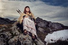 Beautiful Warrior Portraits by Marcel Cristocea