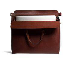 "Kestrel 15"" TAILFEATHER #bag #professional #leather #laptop"