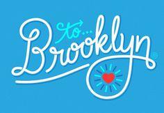 To Brooklyn – Jason Wong – Friends of Type
