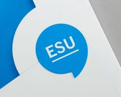 The English-Speaking Union #print #identity