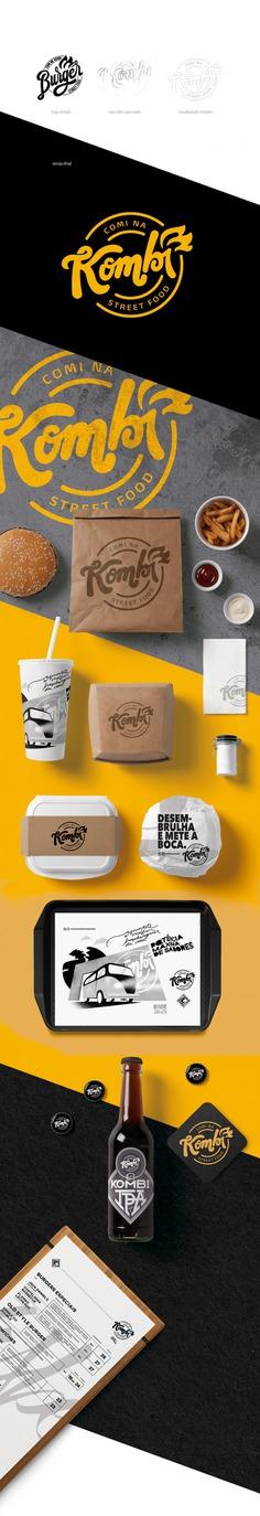 Comi na Kombi | Rebranding