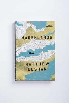 Book Cover by Oliver Munday / grainedit.com #book #map #blue #water #cover #illustration #oliver munday