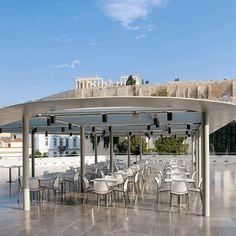 STUA Acropolis Museum Athens #acropolis #museum #design #jesus #furniture #gasca #stua #athens