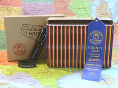 "COLORS: ""COUNTY FAIR"" 50 Editions! #notes #field #book"