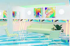 Neon Saltwater Collaboration