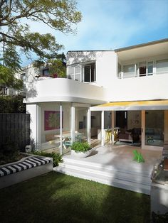 Paddington Terrace House by Luigi Rosselli Architects
