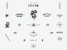FOLLOW on Behance