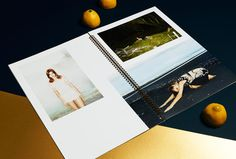 duo d uo | creative studio | She is Frank & Nouvelle Vague – Le Book #design #publication #landscape #photography #identity #fashion #layout
