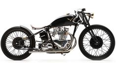 the kestrel #motorbike #vintage #unique