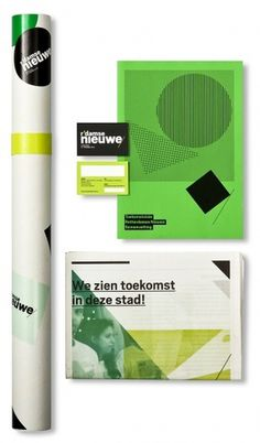 Typ01134 | Page 2 #newsprint #beige #design #black #identity #studio #poster #green