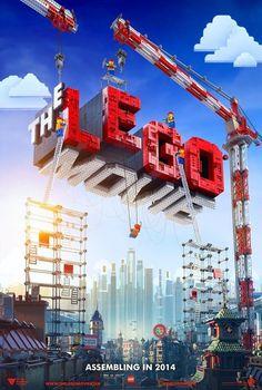 fuckyeahmovieposters:The Lego Movie #type #image