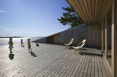 Villa Mecklin designed by Huttunen Lipasti Pakkanen Architects - www.homeworlddesign. com (20) #finland #architectures
