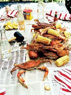 5066.jpg 600×800 pixels #crab #meal #food #corn