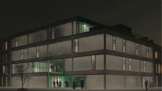 rehabilitación, reciclaje, restauración | ARQUITECTURA Y DISEÑO #render #glass #u #architecture