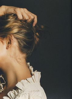 woman #hair #neck #woman #girl
