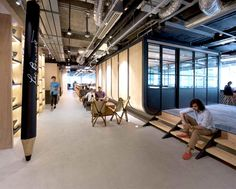 Leo Burnett HQ – One Truly Modern Urban Workspace - office, office design, #office space, work space