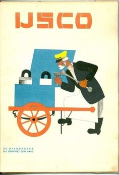 IJsco – Circus Samuil Yakovlevich Marschak & Vladimir Vasilyevich Lebedew #illustration #vintage #book