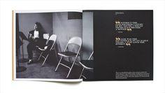 Jazz FM Booklet Matt Willey #quote #layout #typography