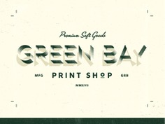 Green Bay Print Shop