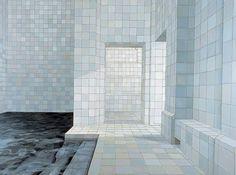 tiles, bathhouse