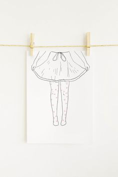 20%OFF Drawing_Hearts_inkjet print #illustration #etsy