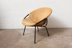 image #woven #lounge #chair #leather