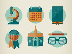 Pursuant Group Infographic on the Behance Network #icons