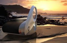 Onestep Creative - The Blog of Josh McDonald » The Ecco #vehicle #photography #futuristic #concept