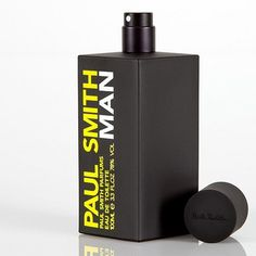 TheDieline.com: Package Design: Paul Smith Man #packaging