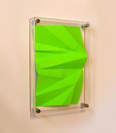 Heath West | PICDIT #design #color #art #paper #green