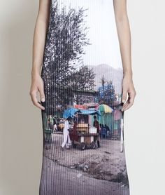 We're All About: Transferred Images #dress #photography #woman