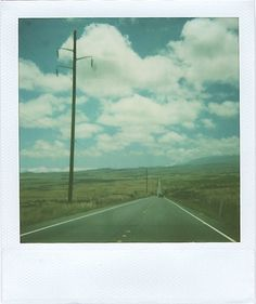 600 - 669 by ~karllong on deviantART #road #polaroid