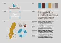 Landshypotek — Stockholm Design Lab #font #hierarchy #guide #clear #color #guidelines #type #space #brand #typeface #standards #logo #typography