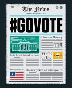 #GoVote Newspaper