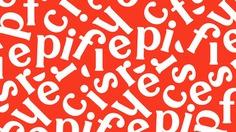 #branding #typography