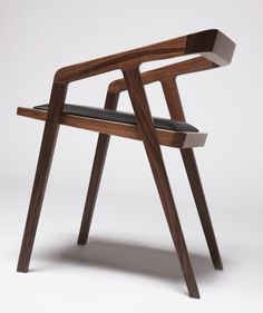 Chair #geometry #chair #design #wood #furniture